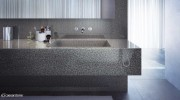 Caesarstone 7013 Bathroom