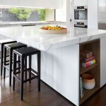 Caesarstone benchtops from Carlisle Homes