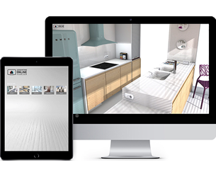 Silestone Online Visualiser